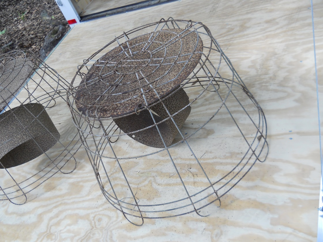 Tobacco Barn Gas Burner Cages – Trowel and Arrow